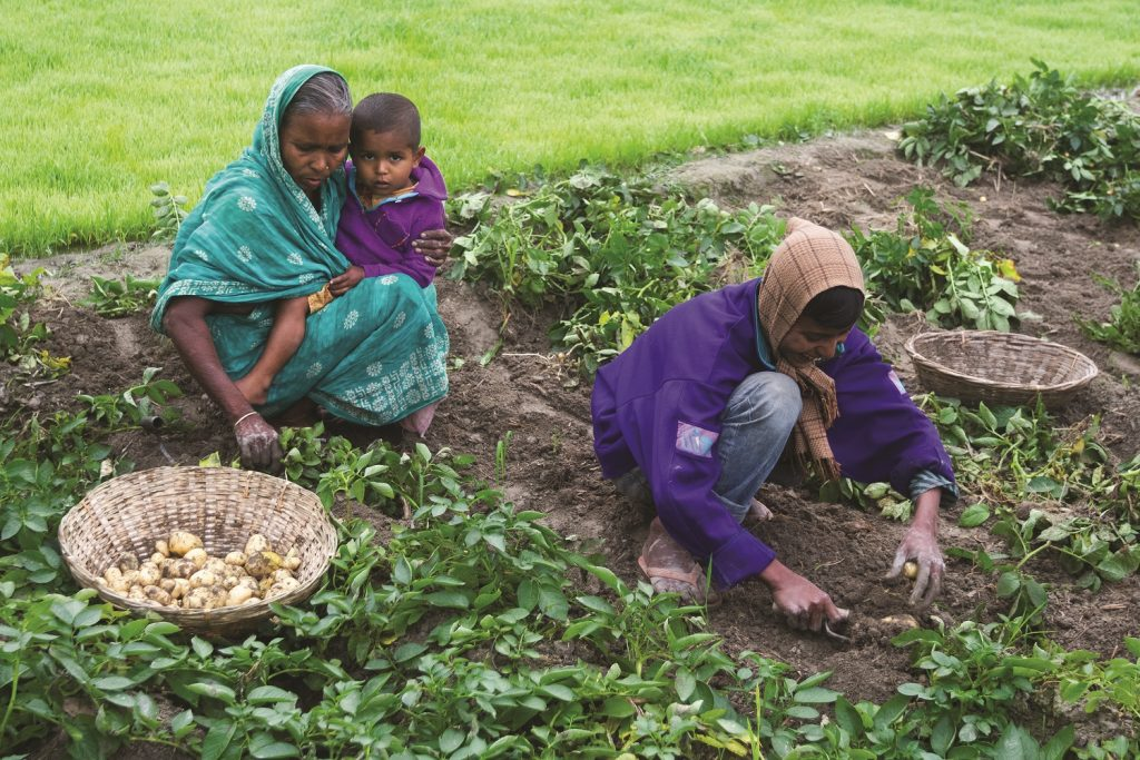 farmer-women